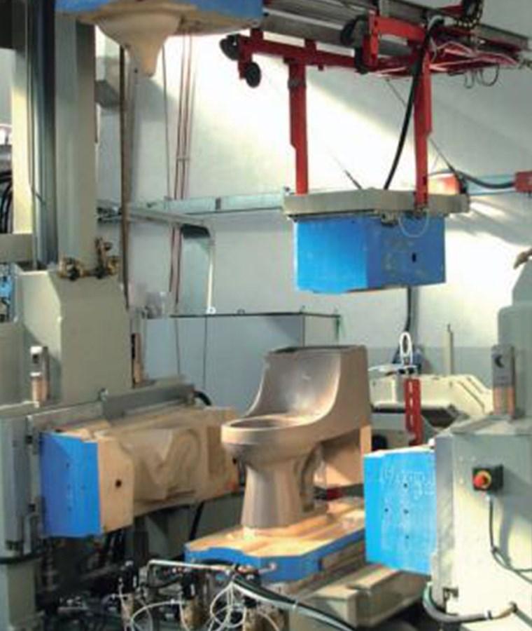 陶瓷机械化
