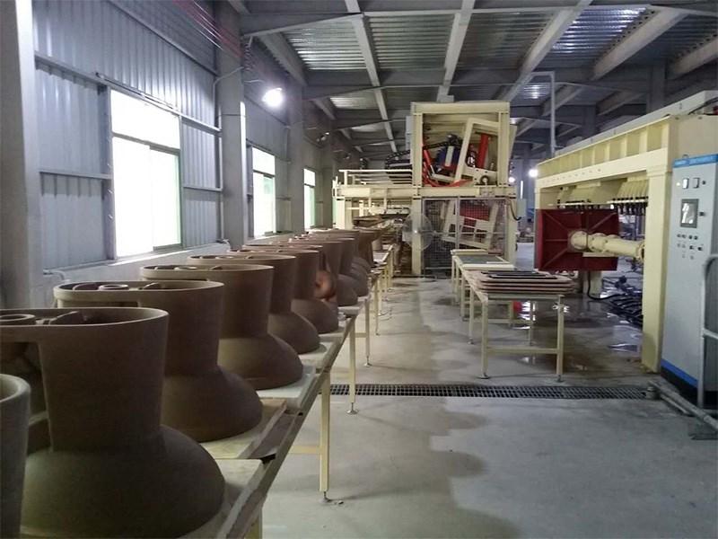 高压模具机械化升级改造